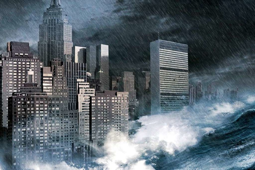 "Land unter im Wolkenkratzer: Roland  E...s ""The Day after Tomorrow""  