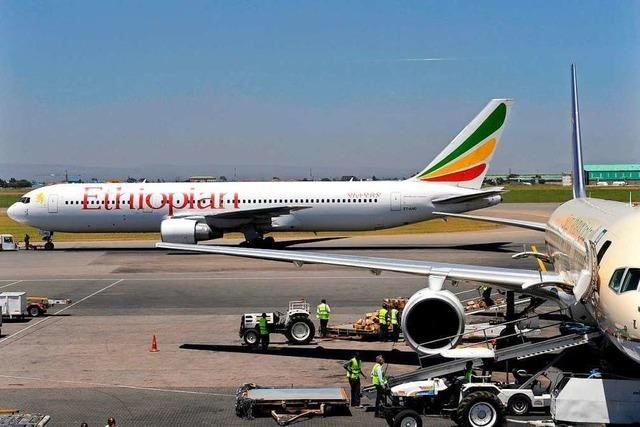 Mehr als 150 Tote bei Flugzeugabsturz in Äthiopien