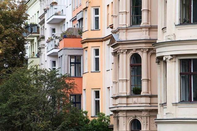 Gutachter: Immobilienumsätze in Deutschland haben sich verdoppelt