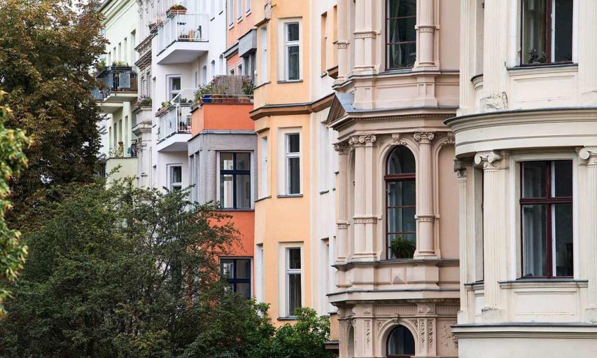 Besonders in den Städten steigen die Preise. (Symbolbild)  | Foto: dpa