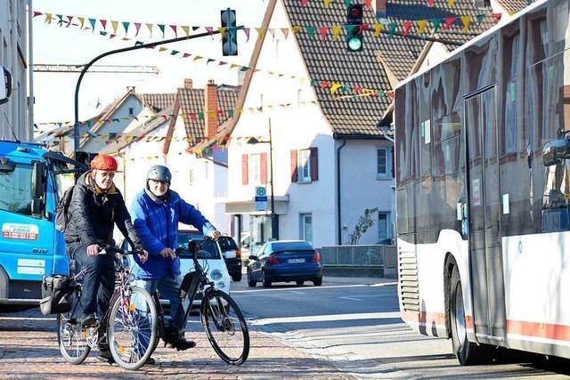Wo Radfahrer im Kandertal aufpassen müssen