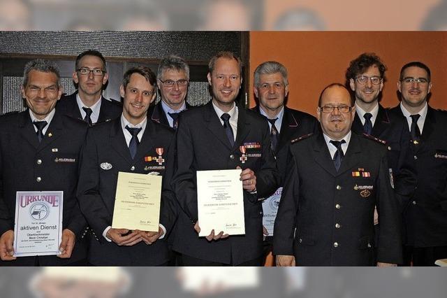 Einsätze auf Bahngleisen belasten die Feuerwehr Oberweier