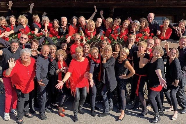 New Gospel Singers Murg mit