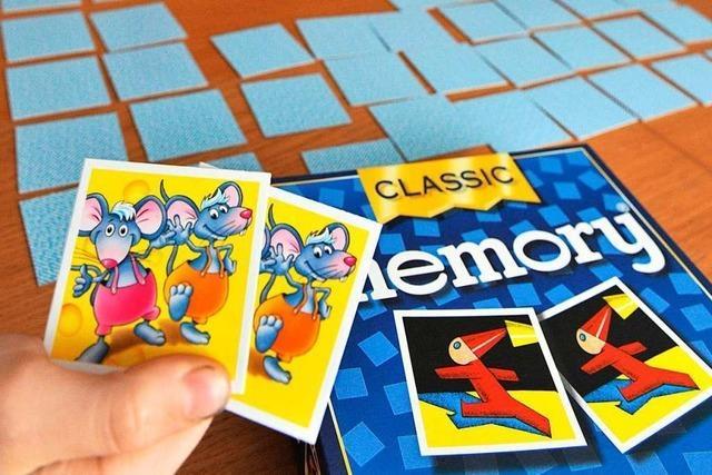 Warum sind Kinder beim Memory oft besser als Erwachsene?