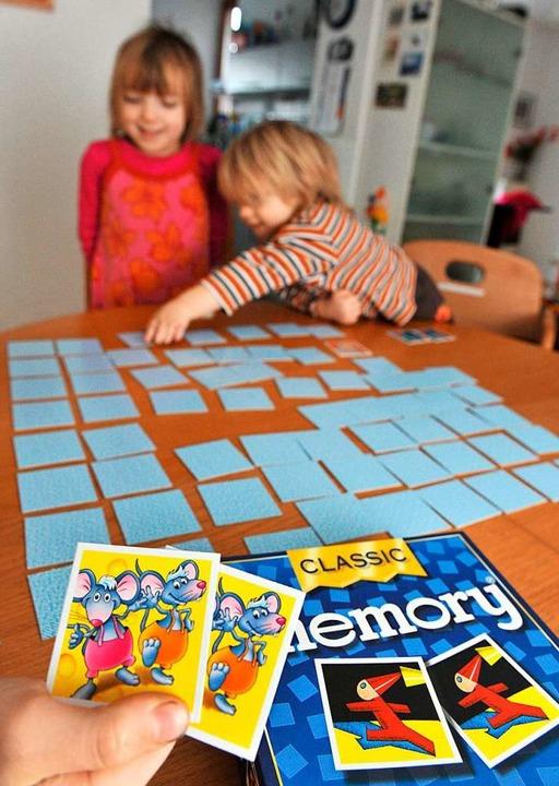 Warum sind Kinder beim Memory oft besser als Erwachsene?  | Foto: usage worldwide, Verwendung weltweit