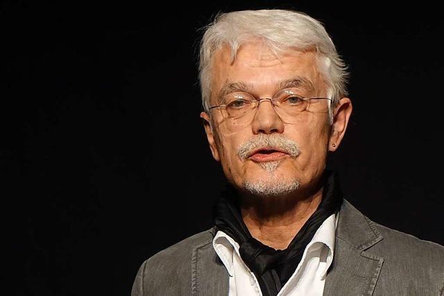 Markus Manfred Jung ist der erste Burgschreiber von Laufenburg