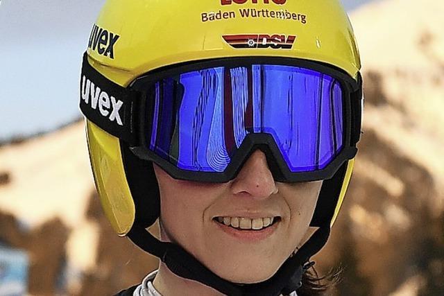 Ramona Straub stürzt am Holmenkollen
