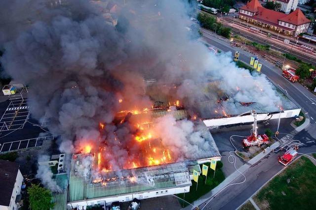 Über 100 Einsätze für die Breisacher Feuerwehr