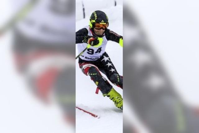 Slalomsieg im DSC-Finale