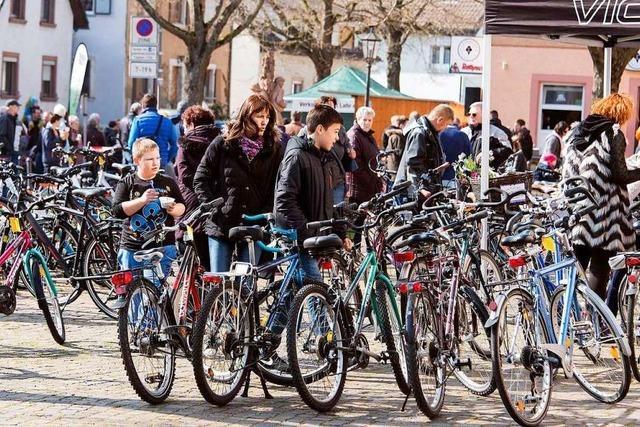 Bei der Tour de Rust dreht sich alles rund ums Fahrrad