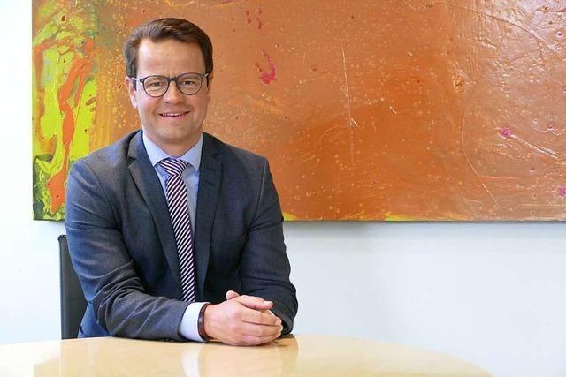 OB Marco Steffens will Offenburg digital voranbringen