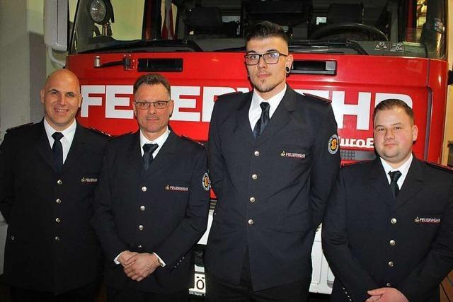 Feuerwehr Rheinfelden bringt Höchstleistungen trotz schlechter Bedingungen