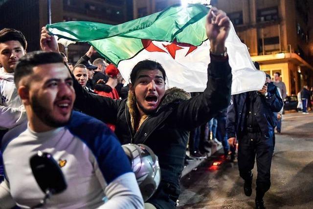 Bouteflika verzichtet auf Kandidatur