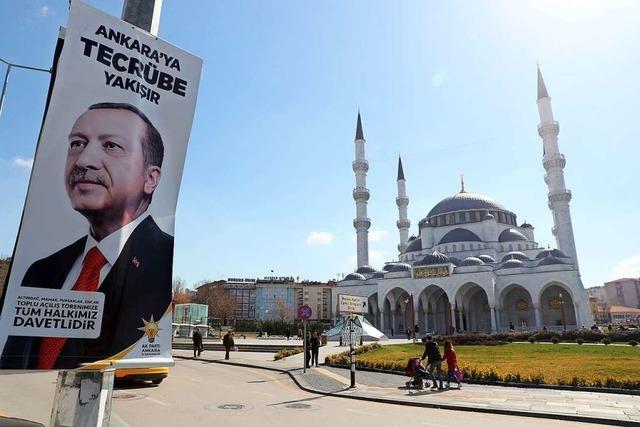 Erdogan setzt auf Eskalation