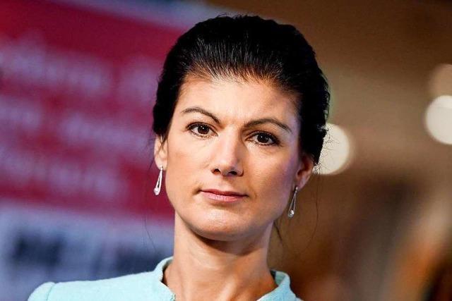 Mit ihrem Doppelrückzug ist Sahra Wagenknecht einem Rauswurf zuvorgekommen