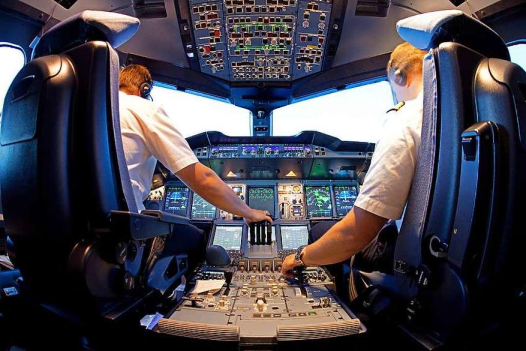 Was macht ein Pilot?  | Foto: Marcito/fotolia.com