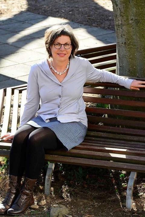 Maria Roth ist die neue Geschäftsführerin beim SKF.  | Foto: Ingo Schneider
