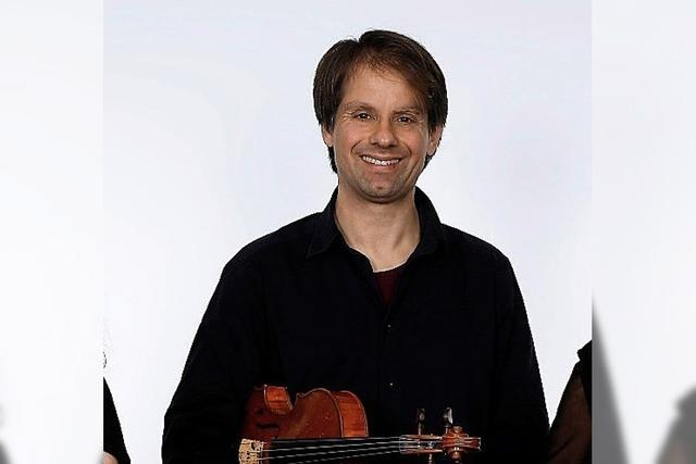 Kammermusik mit Roglit Ishay (Klavier) und Sebastian Wohlfarth (Viola) am Tuniberg