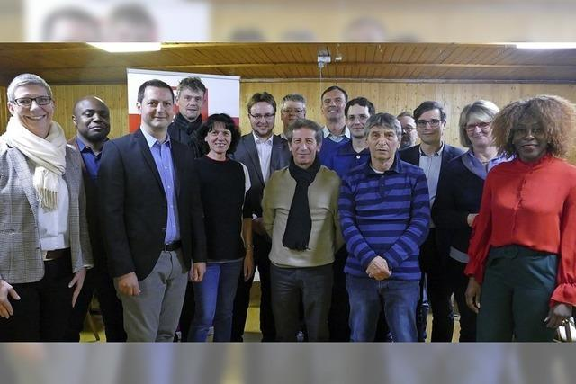 16 Kandidaten der SPD