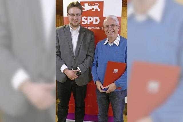 Treue zur SPD