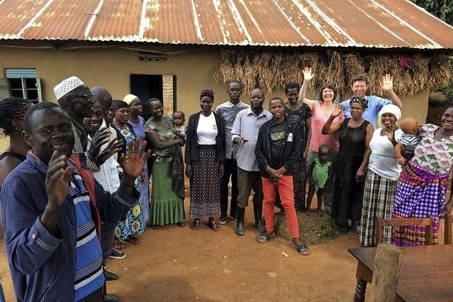 Die Schule in Bukobe wächst weiter