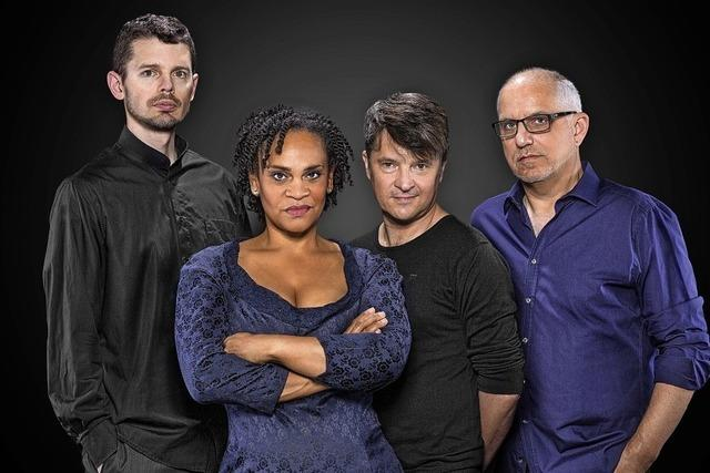 Cécile Verny Quartett gastiert im Lörracher Burghof