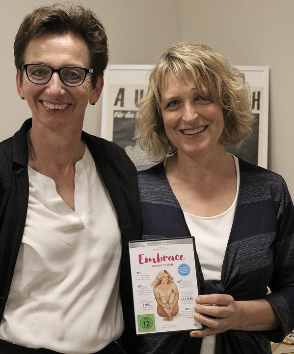 Die Initiatorinnen: Ursula Trahasch (links) und Sabine Joseph.  | Foto: Annika Sindlinger