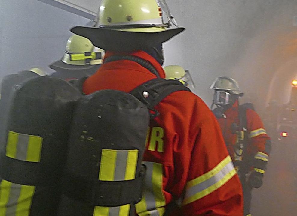 Atemschutzgeräte müssen gut gereinigt, gepflegt und gewartet werden.   | Foto: Langelott