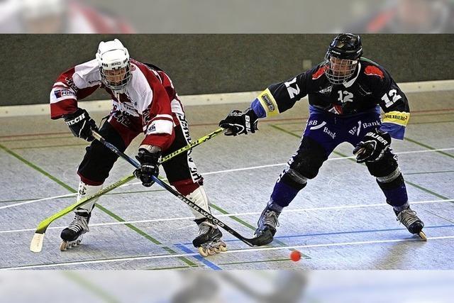 Hockey-Projektwoche in den Osterferien