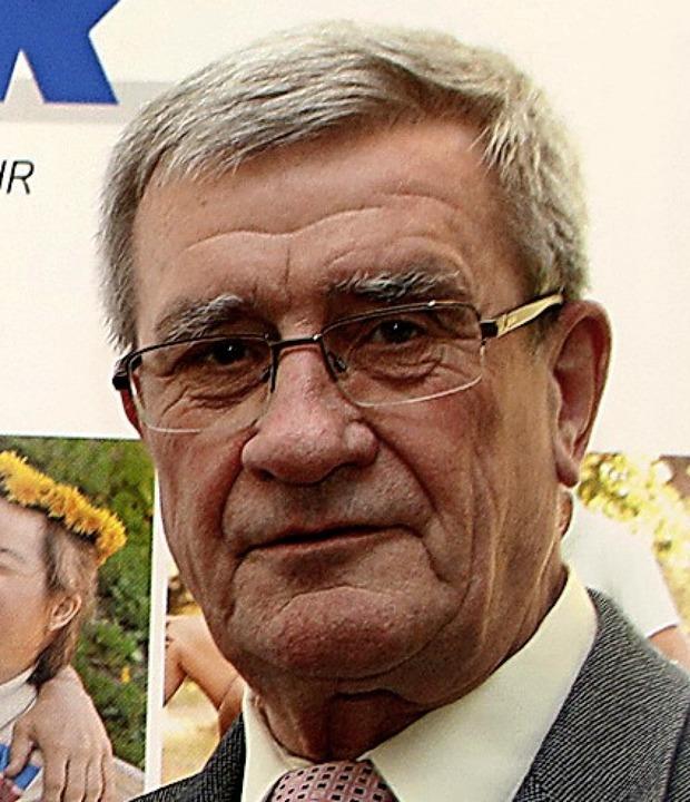 Uwe Würthenberger  | Foto: Heidi Foessel