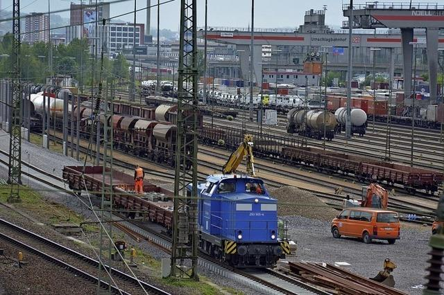 Region will Eisenbahnbundesamt anhören