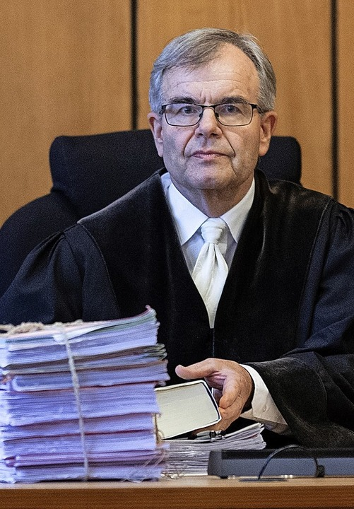 Arzt In Offenburg Getötet