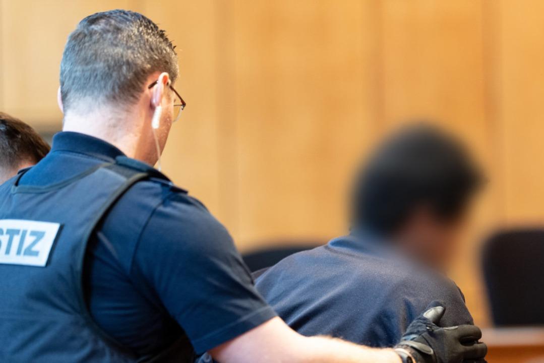 Urteilsverkündung im Offenburger Prozess um die Tötung eines Arztes   | Foto: Seller