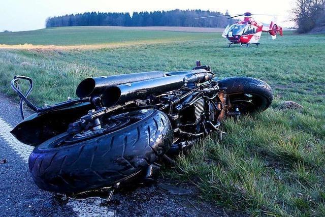 Welche Unfallschwerpunkte es im Landkreis Lörrach gibt
