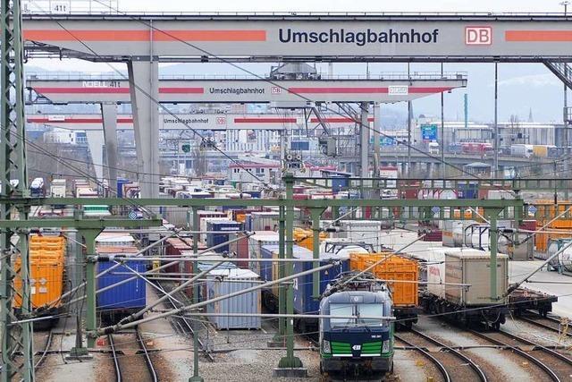 Das Havariebecken in Weil am Rhein steht nun bei Gefahrgutunfällen zur Verfügung