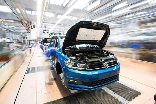 Volkswagen will bis zu 7000 Stellen streichen