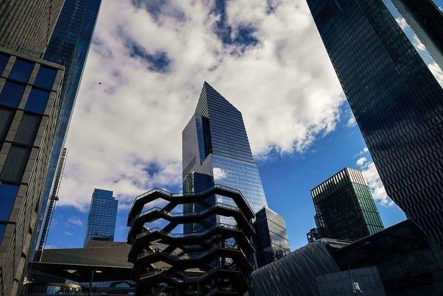 Umstrittenes Luxus-Stadtviertel öffnet in New York