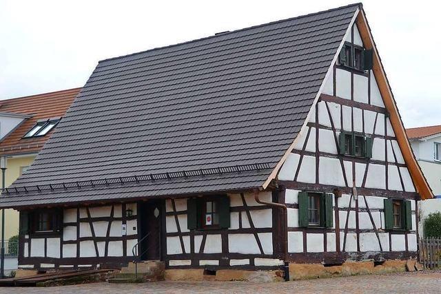 Was passiert mit dem Denzlinger Gaus-Haus nach der Sanierung?