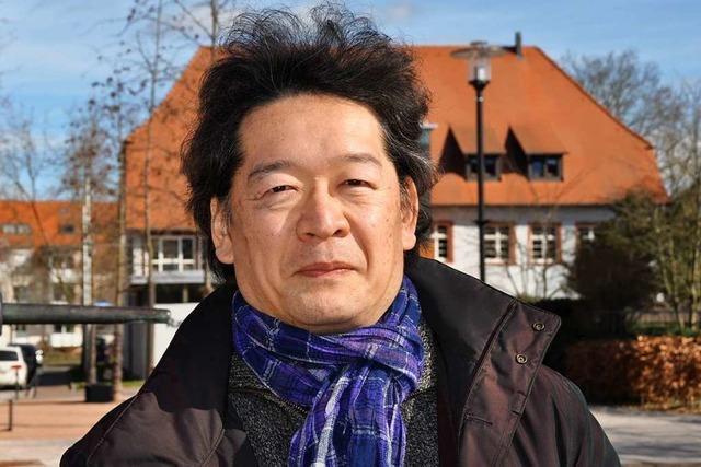 Pianist Maki Kobayashi bereitet sich täglich mehrere Stunden auf ein Konzert vor