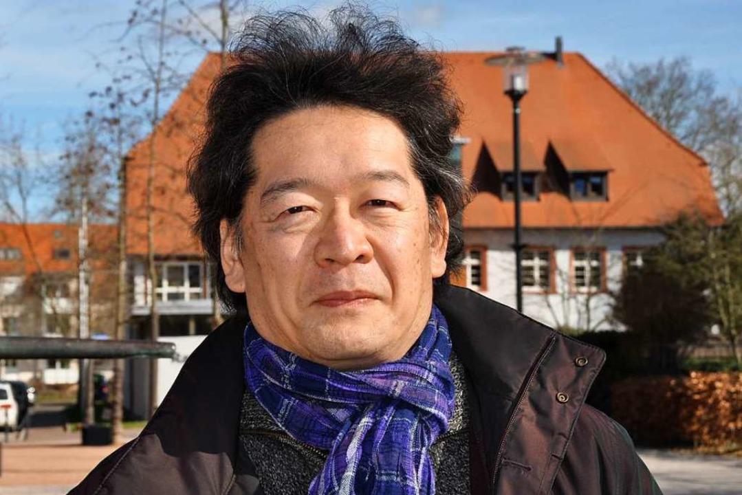 Pianist Maki Kobayashi ist ein Meister...it einem Beethoven-Projekt in Umkirch.  | Foto: Julius Wilhelm Steckmeister