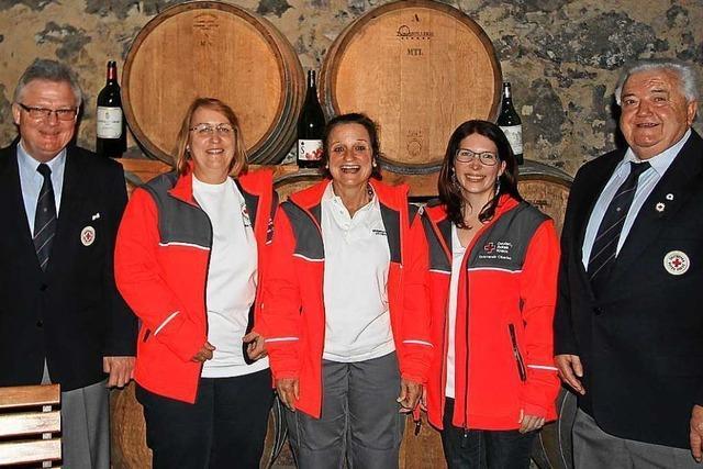 Das Rote Kreuz in Oberbergen sucht dringend neue Mitglieder
