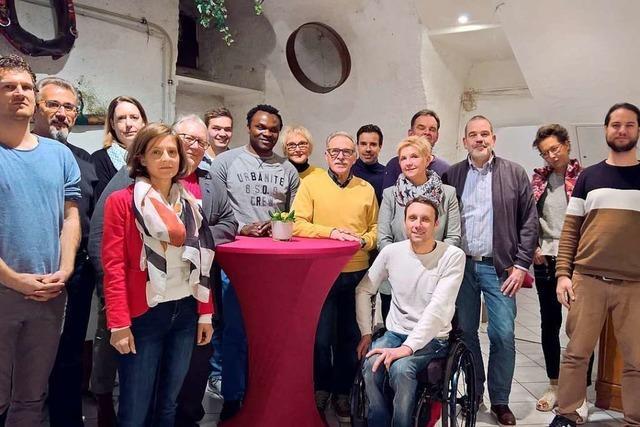 Sozialdemokraten nominieren Kandidaten für den Gemeinderat in Kirchzarten