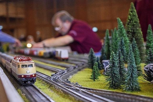 Züge, Zeiten, Zauberhaftes: Modellbahnausstellung Bad Krozingen