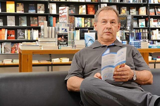 Die Buchhandlung Kastl in Lörrach schließt zum Monatsende