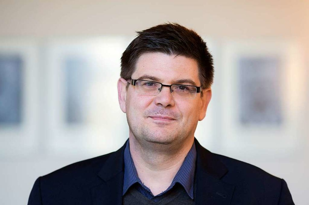 Andrej Holm  | Foto: Matthias Heyde, Humboldt-Universität zu Berlin