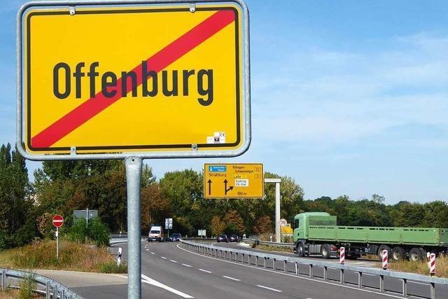 Offizieller Planungsstart für Autobahnzubringer Offenburg-Süd