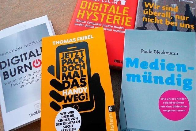 Sachbuch-Tipps zu digitalen Medien