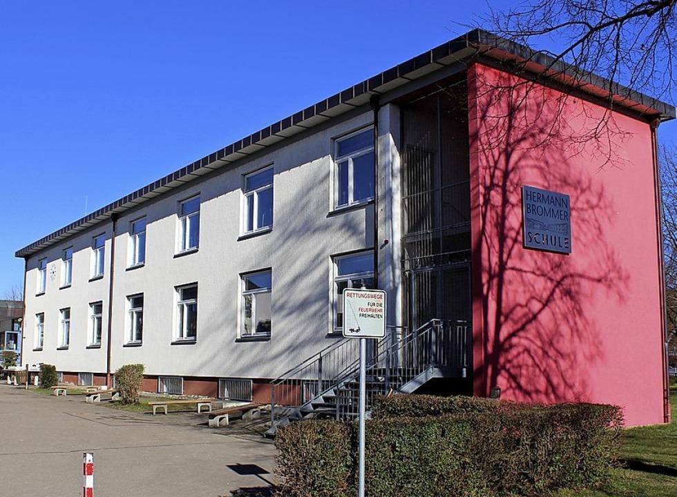 Die Grundschule in Merdingen hat ein besonderes Konzept.   | Foto: Mario Schöneberg