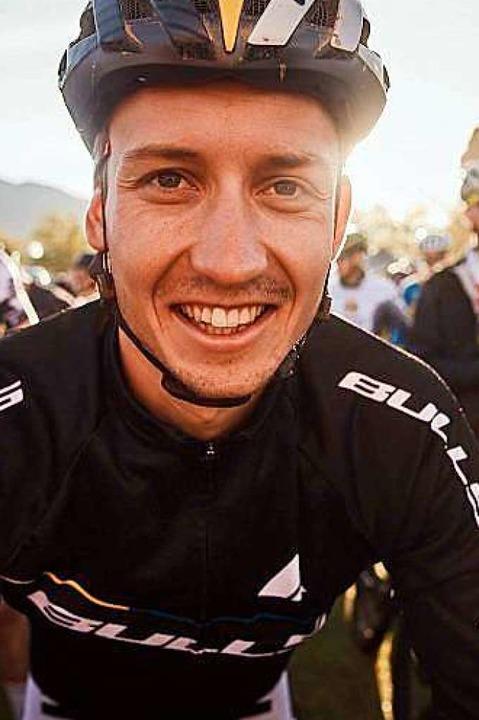 Cup-Organisator und MTB-Profi Simon Stiebjahn will der Jugend etwas zurückgeben.    Foto: Privat