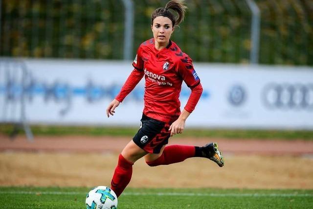 SC-Frauen gewinnen 6:1 gegen Gladbach und ziehen ins Pokal-Halbfinale ein